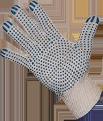 Рабочие перчатки ПВХ оптом