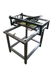 Станки для трафаретной печати,  карусельный станок,  шелкография
