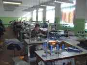 Швейная фабрика,  действующий бизнес ОБМЕН                           .